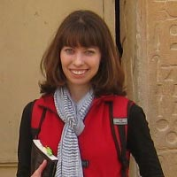 Melanie Pitkin, Egyptologist, Museum Curator and Tour Guide