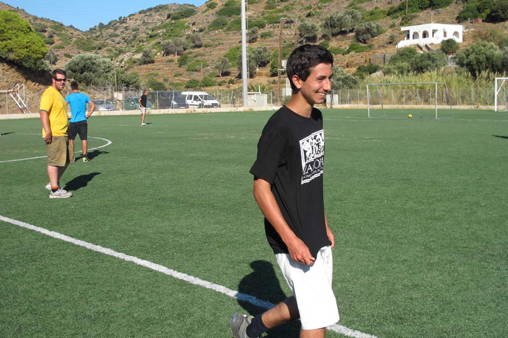 A smiling Sami Beaumont-Cankaya played a fine game