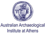 Australian Archaeological Institute at Athens logo